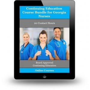 Complete Georgia CE Bundle for Nurses