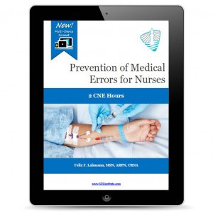 Prevention of Medical Errors for Nurses