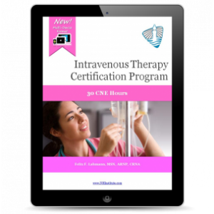 Intravenous Therapy Certification