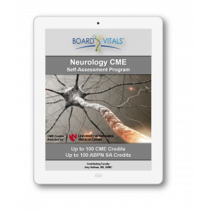 Neurology CME Online Self-Assessment Program