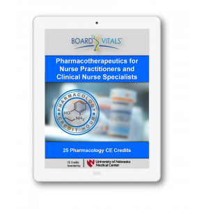 Pharmacotherapeutics for Nurse Practitioners and Clinical Nurse Specialists
