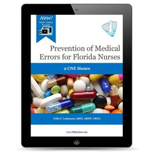 Prevention of Medical Errors for Florida Nurses