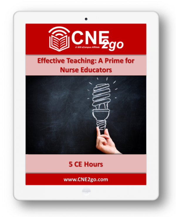 Effective Teaching: A Prime for Nurse Educators