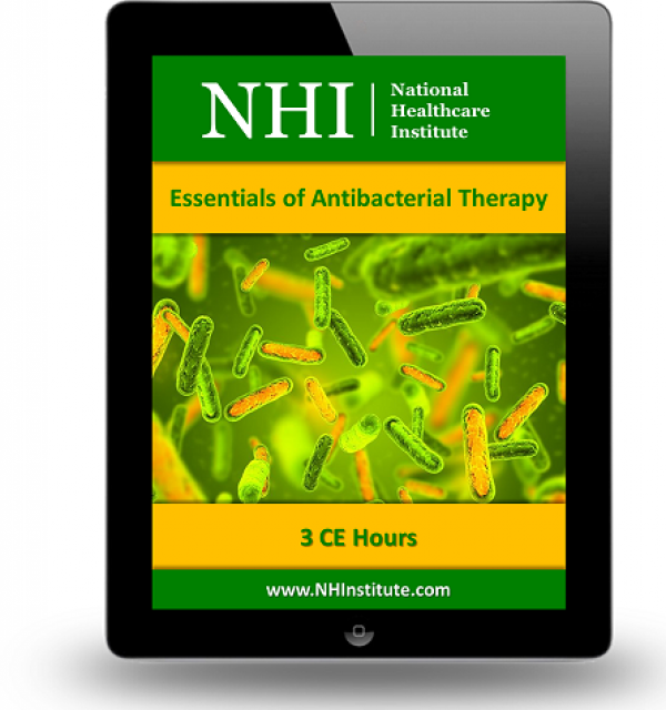 Essentials of Antibacterial Therapy