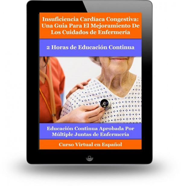 Insuficiencia Cardíaca Congestiva: Una Guia Para El Mejoramiento De Los Cuidados de Enfermería