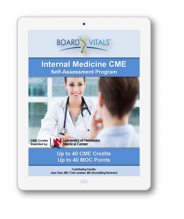 Internal Medicine CME Online Self-Assessment Program